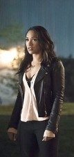 Candice Patton The Flash Real Cowhide Leather Jacket