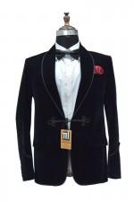 Dr Who Black Smoking Blazer Designer New Look Party Wear Blazer