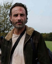 Andrew Lincoln The Walking Dead Rick Grimes Jacket Season 4