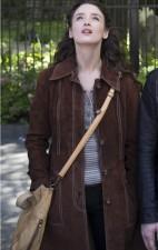 Charlotte Le Bon The Walk Annie Allix Coat