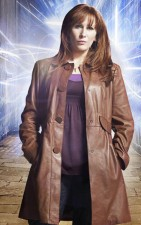 Doctor Who Donna Noble Coat